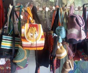 معارض الأسر المنتجة في شمال سيناء: نافذة على التراث السيناوي ومصدر دخل للأسر (صور)