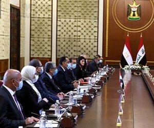 توقيع 15 اتفاقية ومذكرة تفاهم بين مصر والعراق لتعزيز التعاون وتبادل الخبرات