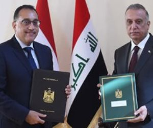 مصطفى مدبولي: الحفاظ على الحقوق المائية لمصر والعراق أمن قومى عربى