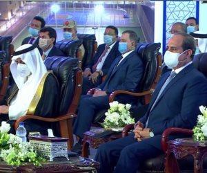 الرئيس السيسى: رممنا أكثر من 75 كنيسة تم تدميرهم بسبب عدم الاستقرار