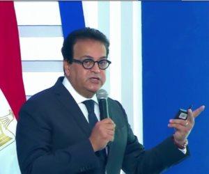 وزير التعليم العالى: جامعة الملك سلمان مثال للصداقة بين مصر والسعودية