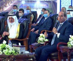 الرئيس السيسى يواصل التحذير: عدم الاستقرار مدمر للدولة والمستقبل