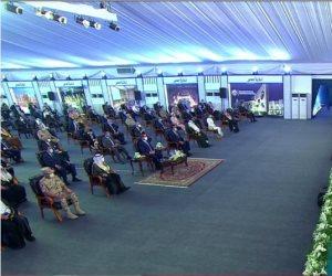 الرئيس السيسي يفتتح ويتفقد متحف شرم الشيخ بمحتويات 6062 قطعة أثرية