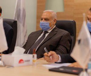 رئيس نادى هيئة النيابة الإدارية ينعى المستشار لاشين إبراهيم