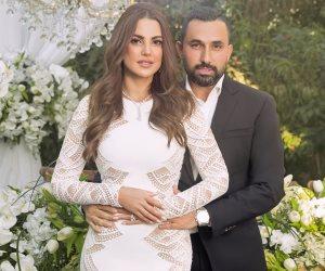 كواليس تنشر لأول مرة عن زواج الفنانة درة ورجل الأعمال هاني سعد
