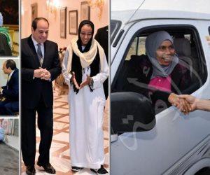 السيسي سند الغلابة.. «أمان المصريين» أول تغطية تأمينية للعمالة غير المنتظمة