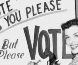 1910 شهدت وصول الآلات الأوتوماتيكية.. تطور التصويت في الانتخابات الأمريكية عبر التاريخ