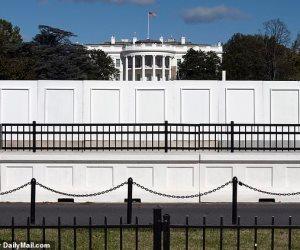 تحسبا لعنف محتمل.. سياج أمني حول البيت الأبيض