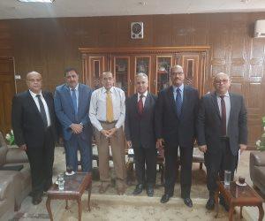 محافظ شمال سيناء: جامعة العريش شريك أساسي فى عمليات التنمية (صور)