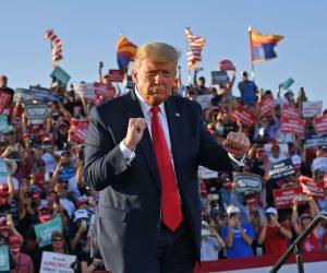 فى ظل شعبيته الكبيرة بين الناخبين.. الجمهوريون يدعمون ترامب بقوة ليخوض سباق 2024