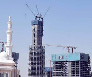 ارتفاعه 400 متر.. تعرف على البرج الأيقوني بالعاصمة الإدارية الجديدة