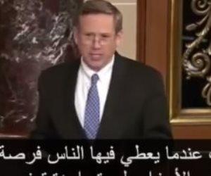 سيناتور أمريكى يحذر من سيطرة الإسلاميين على الحكم فى دول الربيع العربى.. ماذا قال؟