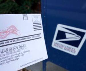 صحيفة أمريكية تؤكد اتهامات ترامب.. اعتقال موظف بريد لعدم تسليمه بطاقات اقتراع