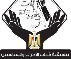 تنسيقية شباب الأحزاب: السيدات دائما في المقدمة.. والأم المصرية تمهد الطريق للأبناء