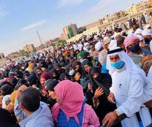 المرأة السيناوية ببئر العبد.. أيقونة انتخابات مجلس النواب في شمال سيناء (صور)