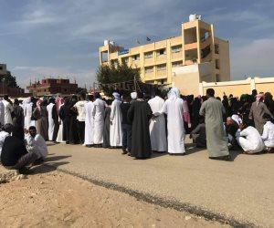 """الأعلى تصويتا ..""""بئر العبد """" حصان طروادة في انتخابات النواب بشمال سيناء (صور)"""