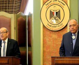 وزير الخارجية: الإرهاب لا علاقة له بأي دين ويهدف إلى تحقيق أغراض سياسية