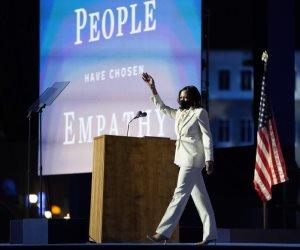 كامالا هاريس تتصدر التريند.. صانعة التاريخ كأول نائب رئيس أمريكي منتخب (صور)