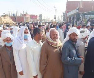 """لجان """"رمانة"""" بشمال سيناء الأعلى تصويتًا في ثان أيام الانتخابات بنسبة 22.5% (صور)"""