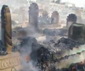 إدانة عالمية واسهة لحادث المقابر بمدينة جدة
