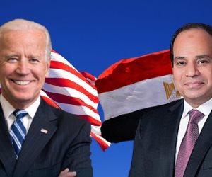 العلاقات المصرية الأمريكية شراكة استراتيجية راسخة رغم العقبات.. 3 ركائز استند عليها التعاون الثنائى بين البلدين