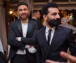 بعد إعلان إصابة محمد صلاح بكورونا.. صحة الغربية تفحص جميع المخالطين للاعب في فرح شقيقه