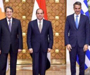 نتائج زيارة السيسي إلى اليونان.. مصر تعيد رسم خريطة الطاقة