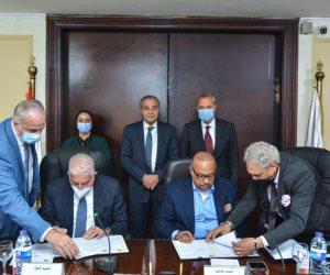 """بروتوكول تعاون بين """"التموين"""" و""""جنوب سيناء"""" لإنشاء منطقة لوجستية تجارية بمدينة الطور"""