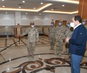 وضع مصر على الطريق الصحيح.. السيسي يحقق طفرة بكافة المجالات رغم التحديات
