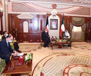 وزير الخارجية يعرب عن تقديره لدعم الكويت لاقتصاد مصر خلال السنوات الأخيرة