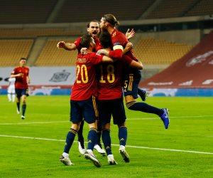 إسبانيا تُسقط ألمانيا بسداسية مذلة وتتأهل لنصف نهائي دوري الأمم الأوروبية