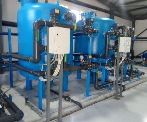 طفرة في مشروعات مياه الشرب بشمال سيناء.. دخول 10 محطات تحلية للخدمة وتنفيذ 55% من أكبر محطة في إفريقيا (صور)