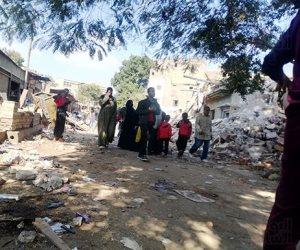 «دعم الفقراء أولوية في عهد السيسي».. نقل 1150 أسرة من عزبة الصفيح لوحدات مجهزة بالمحروسة (صور)