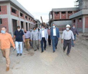 مشروعات عملاقة على أرض المنوفية.. تنفيذ صرف صحي ومياه شرب بـ5.5 مليار جنيه