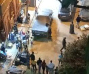 سفاح الجيزة يرشد عن جثة ضحية جديدة مدفونة بالإسكندرية ويمثل الجريمة