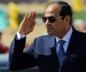 السيسي وضع الدولة على الطريق الصحيح.. إشادات عالمية باللإنجازات المصرية