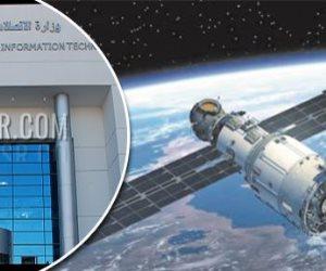 6 سنوات من الإنجازات في الاتصالات.. مناطق تكنولوجية وتطوير بنية تحتية وإطلاق أول قمر صناعي
