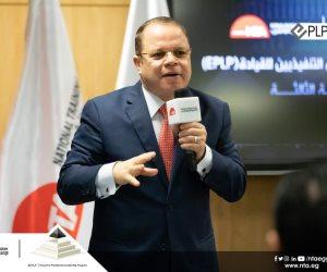 النائب العام يلتقي الدفعة الثالثة من البرنامج الرئاسي لتأهيل التنفيذيين للقيادة