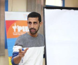 قصة نجاح شابة.. رحلة محمد الخولى من «باب الشعرية» إلى الأمم المتحدة