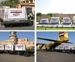 مصر تتمسك بقيم الإنسانية.. كيف قدمت الدولة يد العون لمختلف دول العالم؟