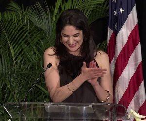 ريما دودين.. أول امرأة فلسطينية أردنية فى البيت الأبيض.. جذبت بايدن لاختيارها ضمن فريقه الرئاسى الجديد