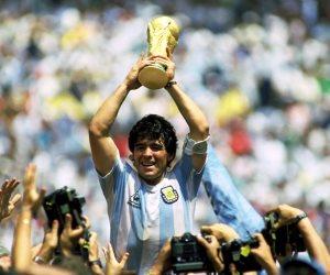 رحل الساحر وبقي السحر.. وداعاً مارادونا