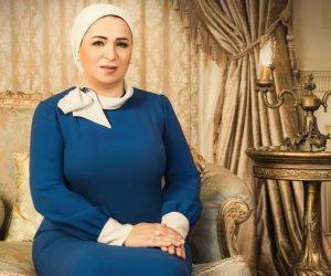 «شكرا للسيدة انتصار السيسي» تريند على تويتر .. ومغردون: مثال يُحتذى به للمرأة المصرية