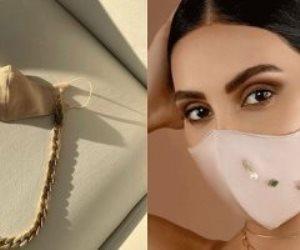 أحدث تقاليع الموضة في زمن الكورونا.. إكسسوارات مصنوعة من الذهب الأبرز