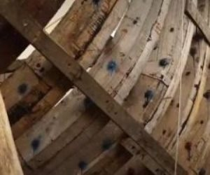 قصة بناء أكبر سفينة شحن خشبية شراعية في العالم