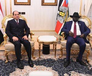 مصر وجنوب إفريقيا وتوافق الرؤى.. العلاقات بين البلدين ازدادت قوة في عهد السيسي