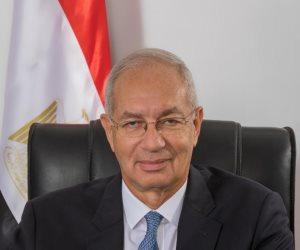 المهندس يحيى زكي رئيس المنطقة الاقتصادية لقناة السويس يُلقي كلمة إفتتاحية في  قمة مصر الاقتصادية