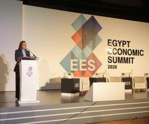 قمة مصر الاقتصادية.. وزيرة التخطيط: الاقتصاد المصري ينفرد بتحقيق معدلات نمو إيجابية في المنطقة