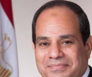 ترامب يؤكد قيمة الشراكة المثمرة والتعاون البناء بين الولايات المتحدة ومصر