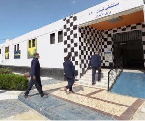 فيديو جديد يكذب مزاعم الإرهابية.. تعرف على الخدمة الطبية المقدمة لنزلاء السجون